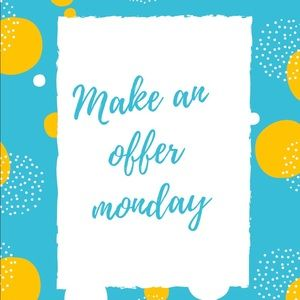 Make An Offer Monday